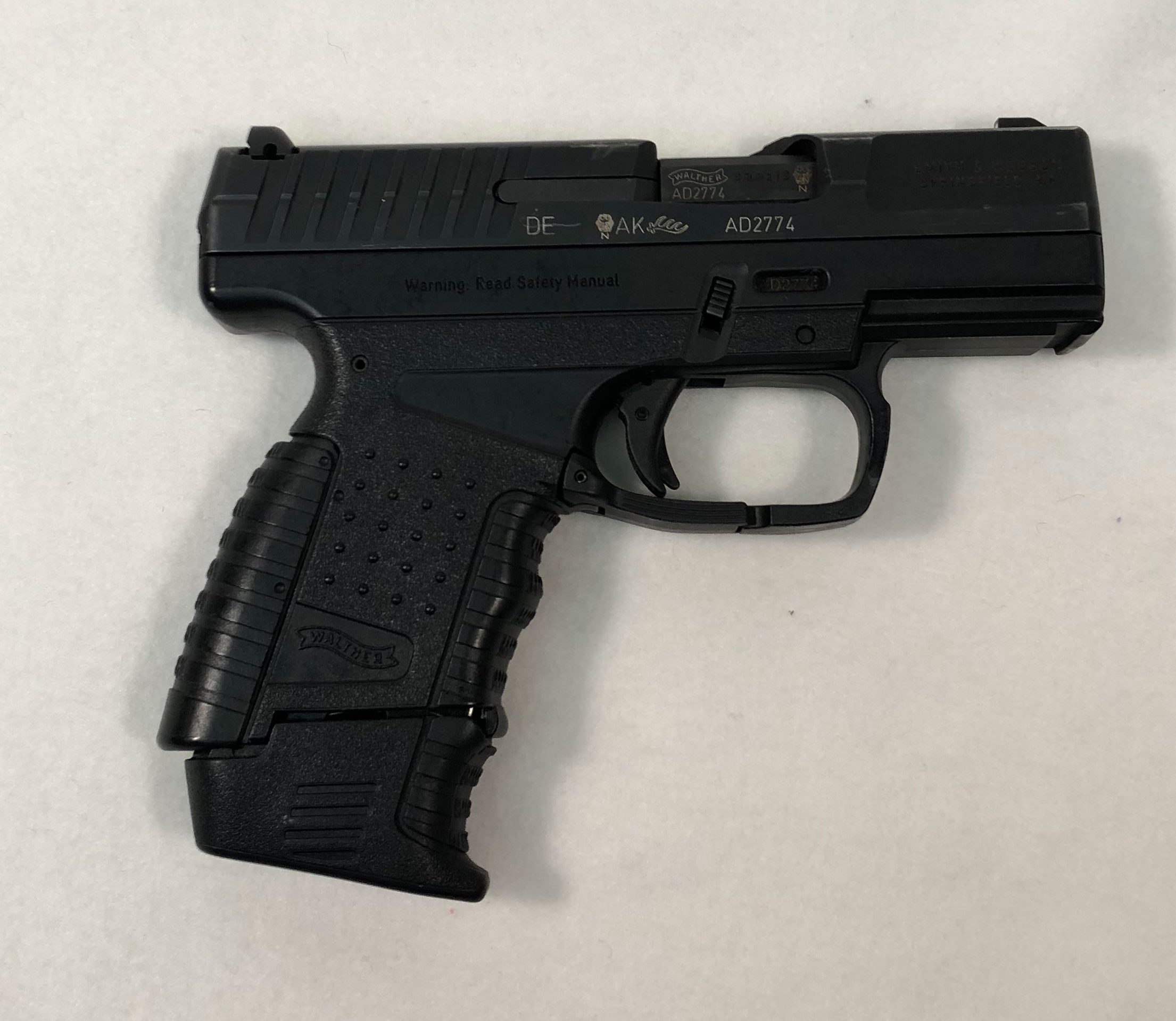 Walther pps manual | Walther PPS - 2019-03-13