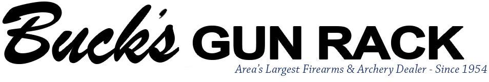 Bucks Gun Rack Logo